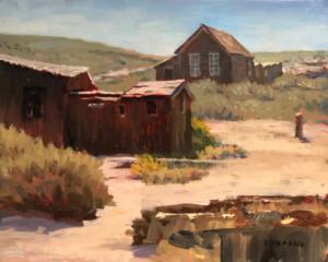 """""""Hillside"""" by Adam Forfang"""