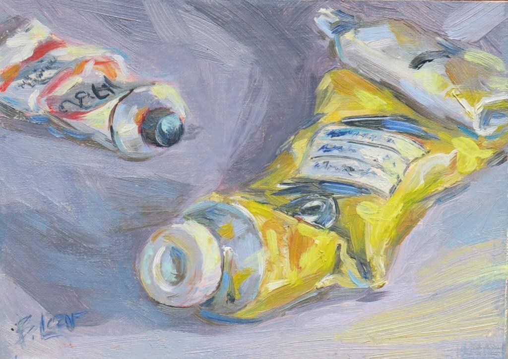 """""""Tube of Sunshine"""" by Beverly Lazor"""