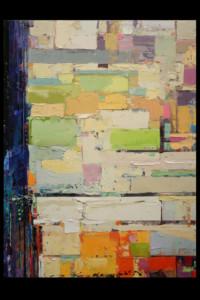 """North Beach Color Orange"" by Carolyn Meyer"