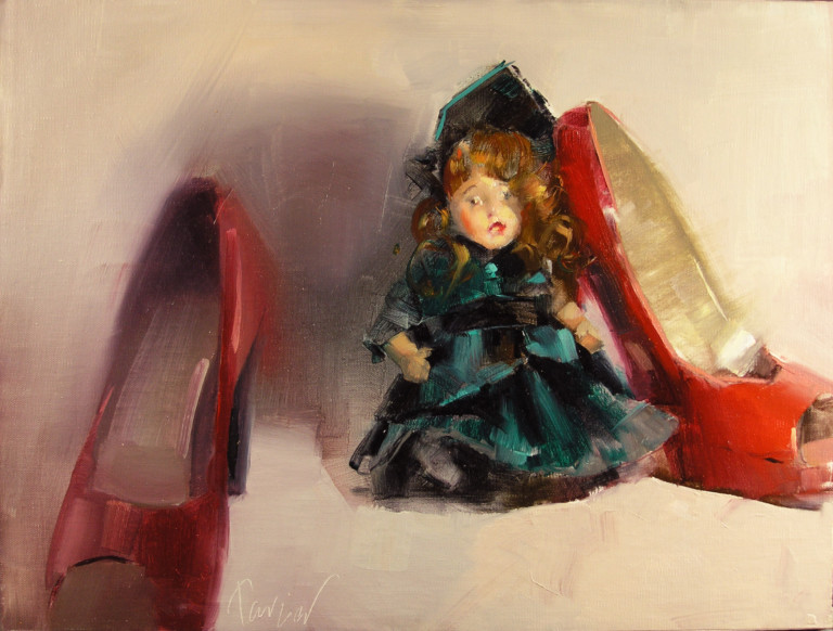 Bewildered Doll