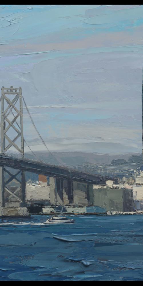 """""""Bay Bridge"""" by Carolyn Meyer"""
