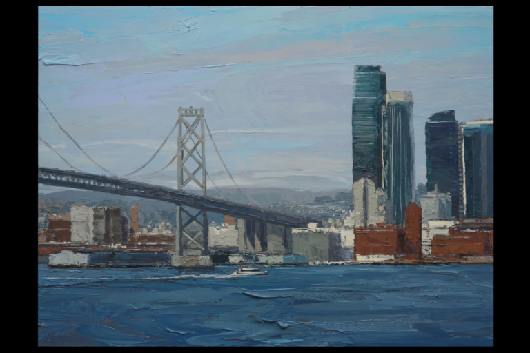 """Bay Bridge"" by Carolyn Meyer"