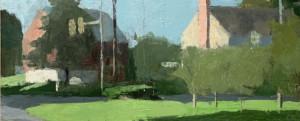 """Diagonal Light"" by Claudia Rilling"