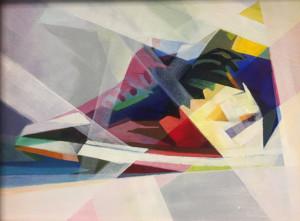"""""""Cubist Jordans"""" by Kevin Moore"""