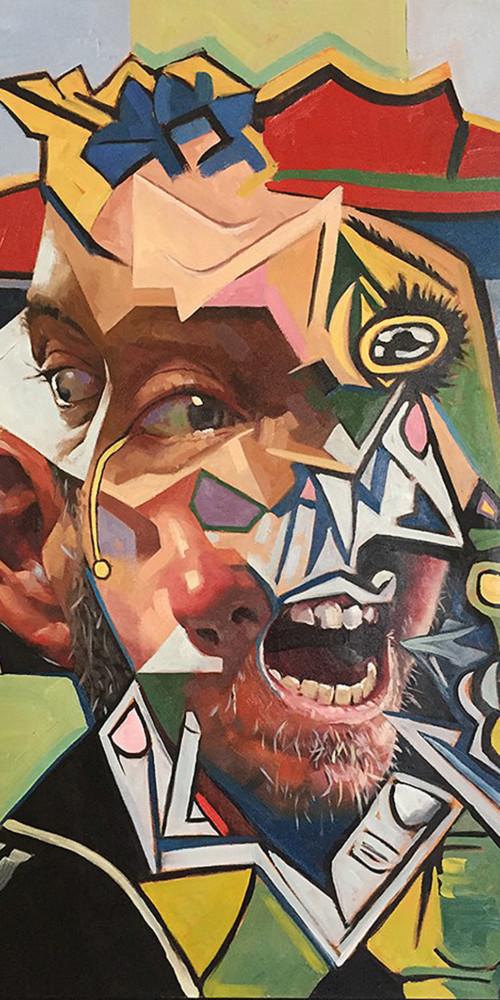 Picasso Head