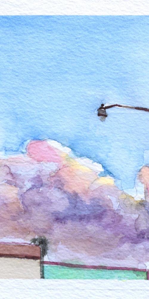 The Purple Clouds - Dusk