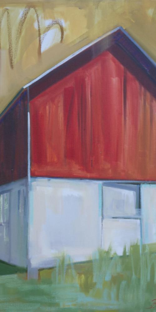 Cottonwood Falls Barn