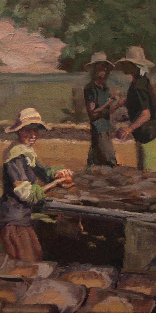 """""""The Peach Hat"""" by Tara Sood"""